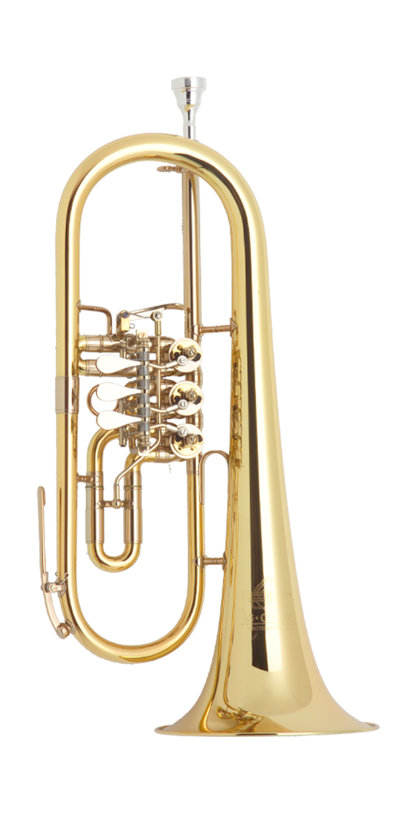 Bb-German Flugelhorn G1