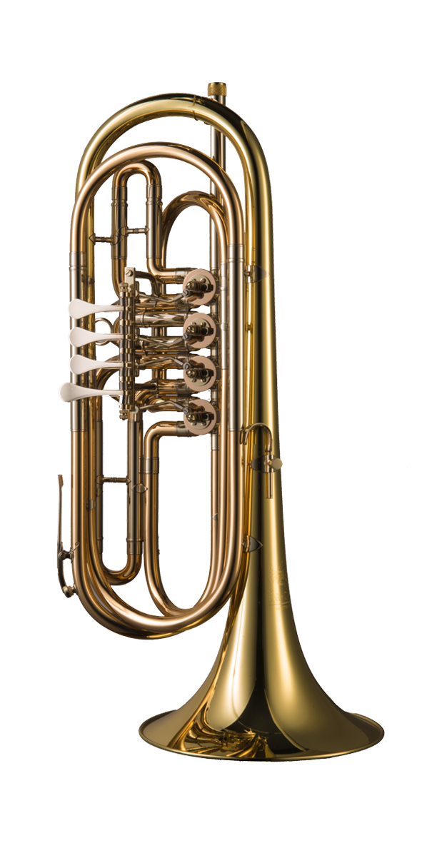 Bb-Bass Trumpet 4 Valves