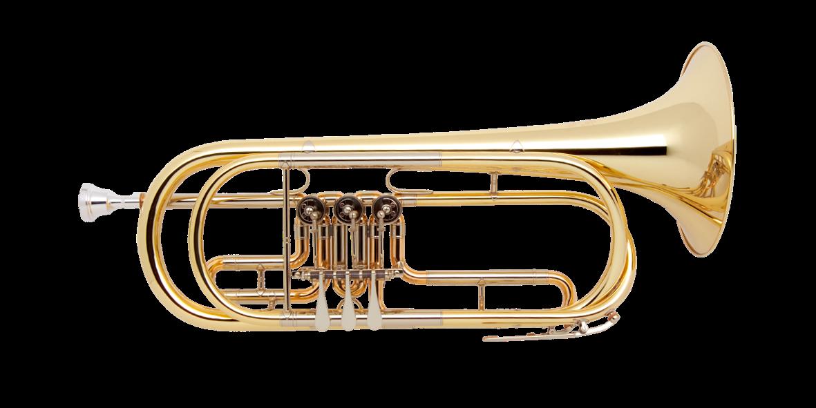 B Basstrompete