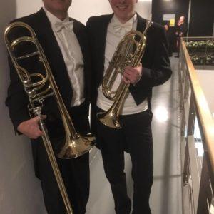 Gopp´sche Instrumente Beim Hr-Symphonieorchester