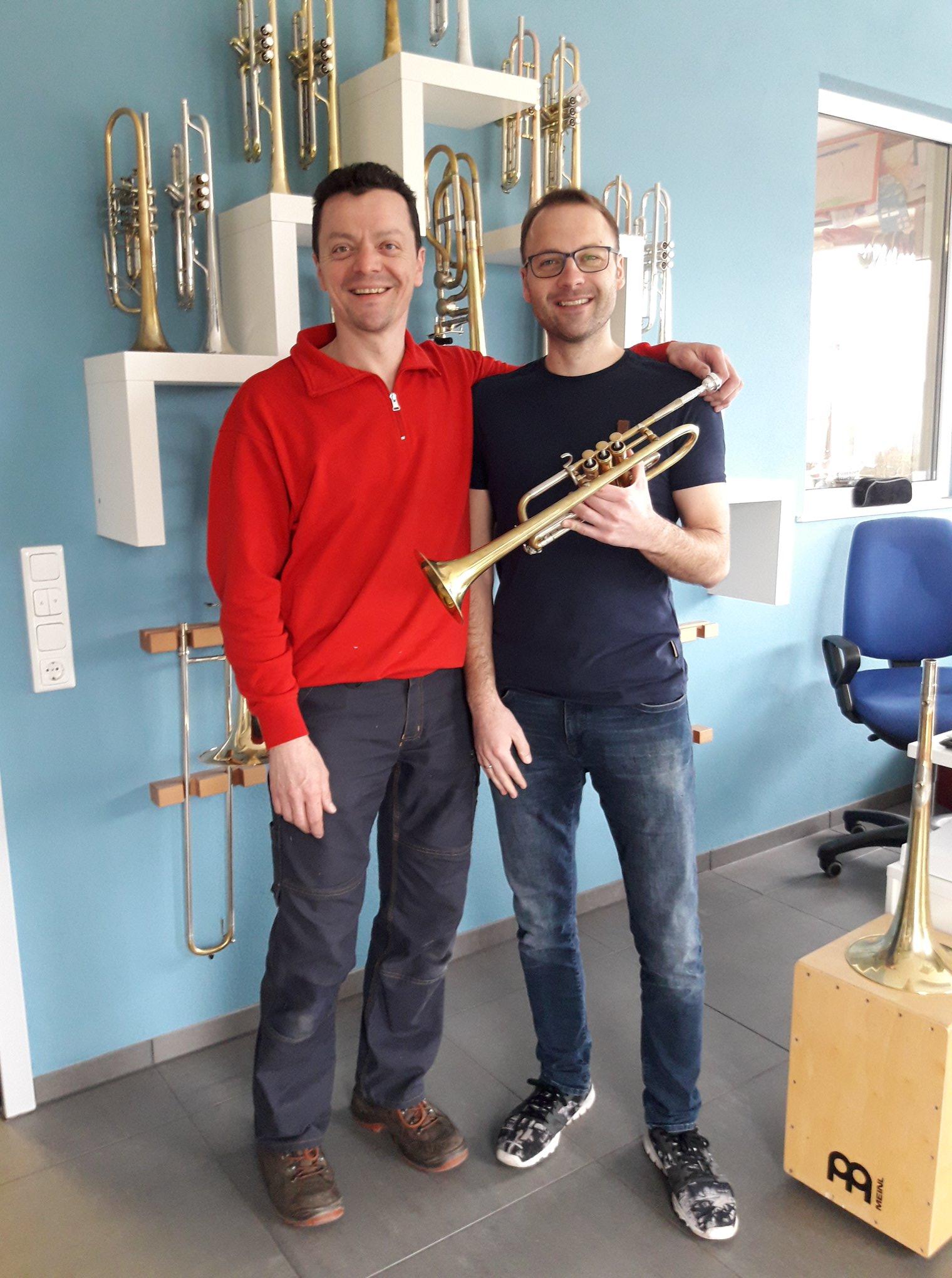 Perinettrompete In C Für Johannes Mauer